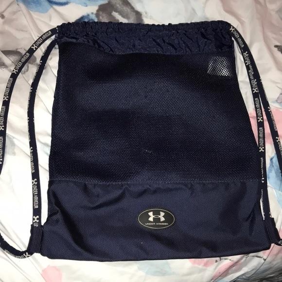 Bags   Drawstring Under Armour Bag   Poshmark bc6fbca0d6
